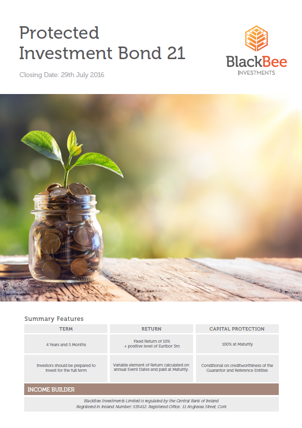 BlackBee Investment Opportunities - Alpha Wealth